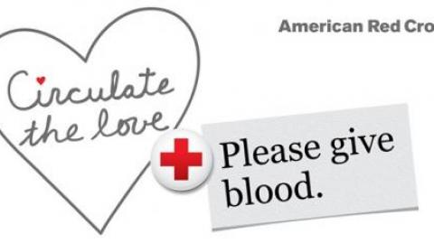 Please give blood