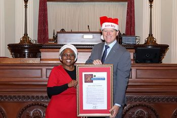 Santee Santas Foundation Recognized as Senate District 38's Nonprofit of the Year