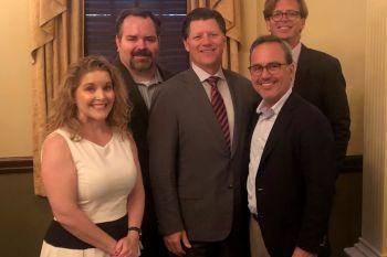 California Business Properties Association Legislator of the Year 2019